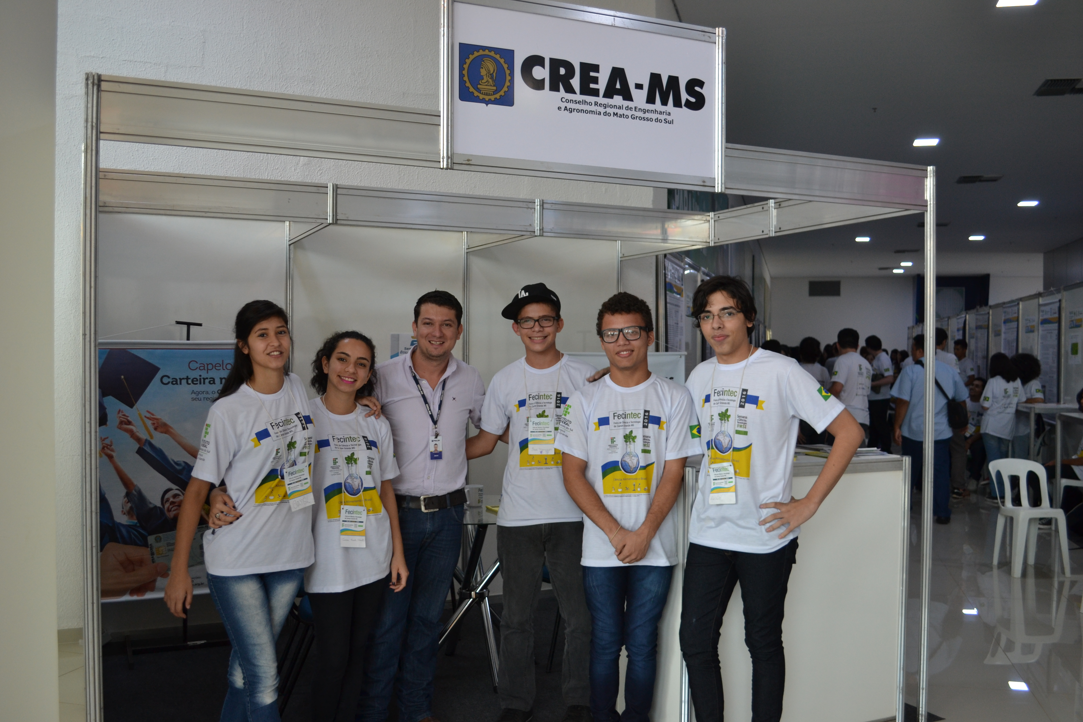 Stand do Crea-MS